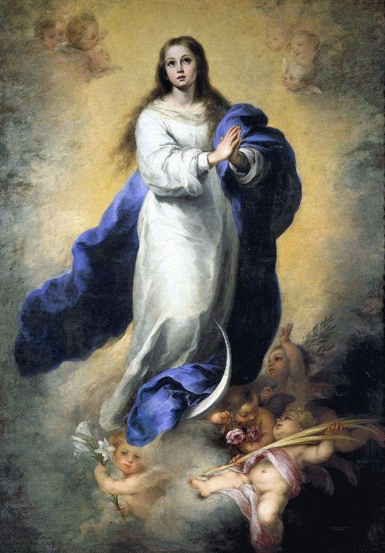 Virgen Murillo
