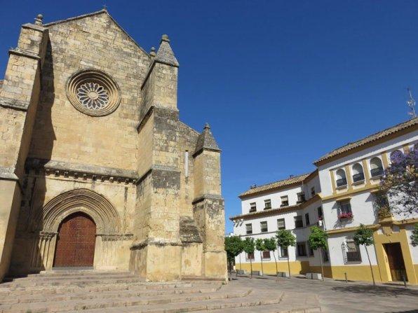 Iglesia de Santa Marina de Aguas en Córdoba