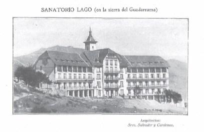 Sanatorio Lago Tablada
