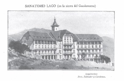 Sanatorio Lago Tablada