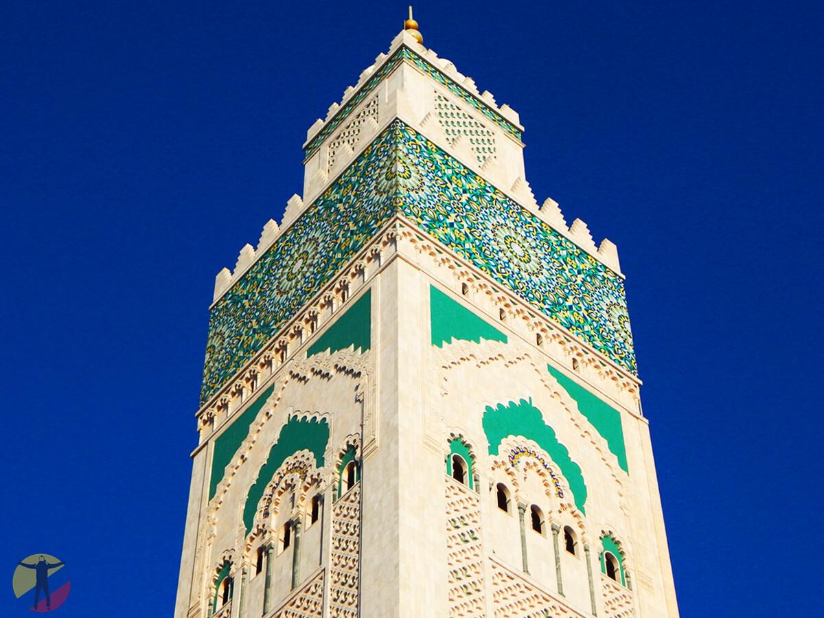 Mezquita Casablanca Marruecos
