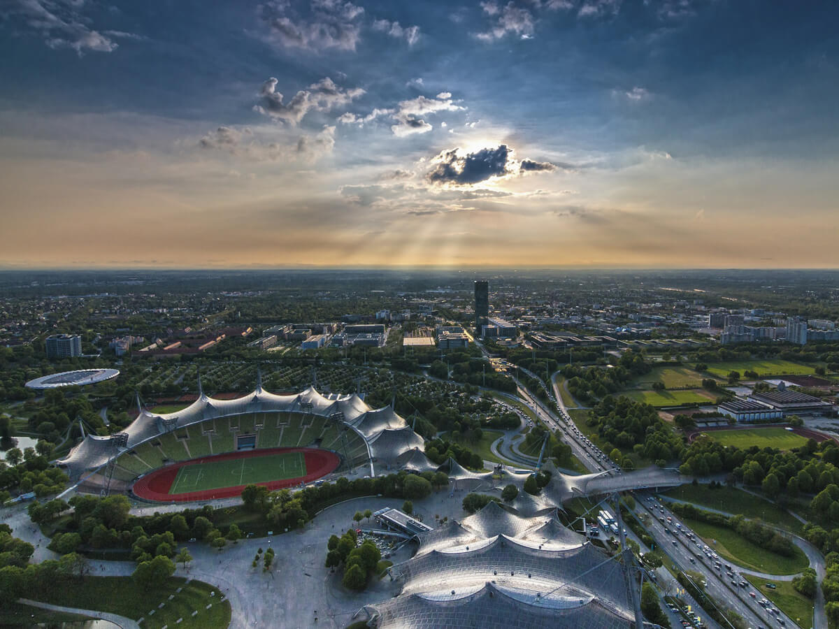 Parque Olímpico Munich