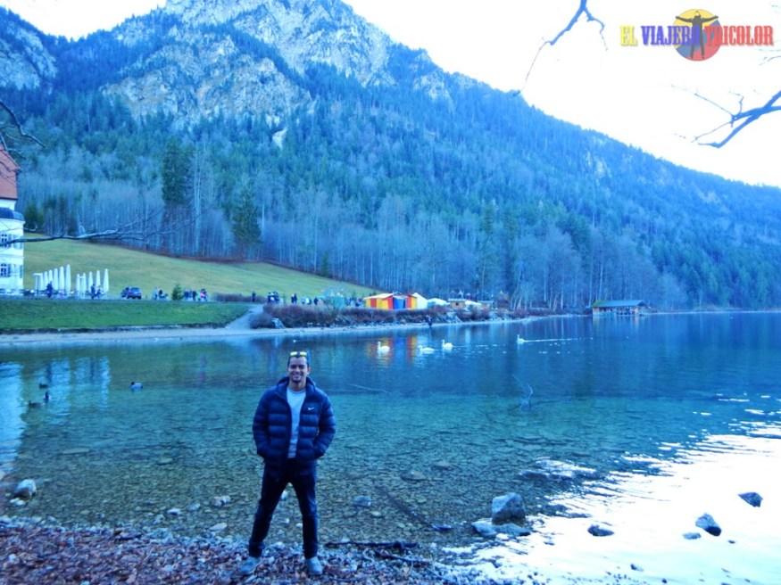 Lago en Schwangau