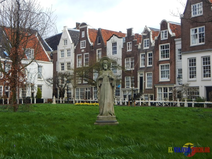 Iglesia clandestina Amsterdam