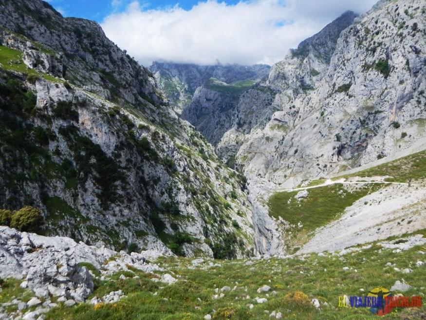 Montañas de la Ruta del Cares