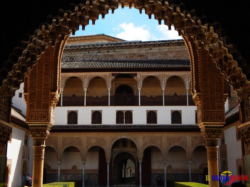 Puertas de la Alhambra
