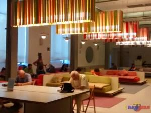 Zona de lectura Madrid CentroCentro