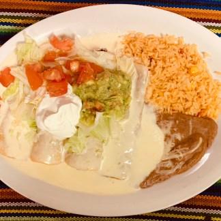 Special Enchiladas