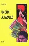 Portada original de l'obra Un crim al Paralelo