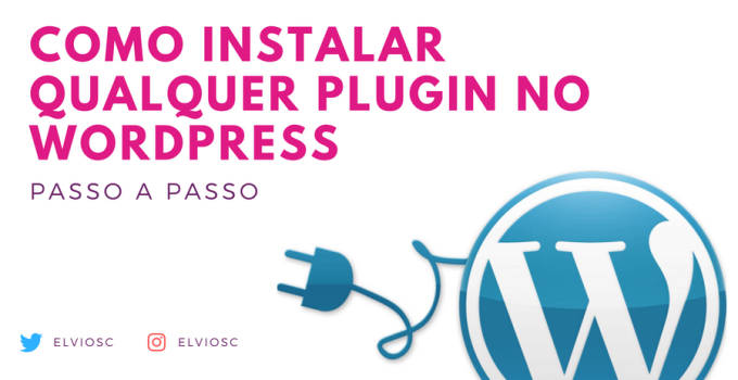 como instalar plugin wp elvio sites