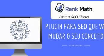 Rank Math o plugin SEO que promete revolucionar o seu site