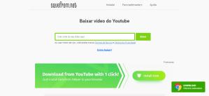Como converter um lnk do youtube em mp4, para seu computador