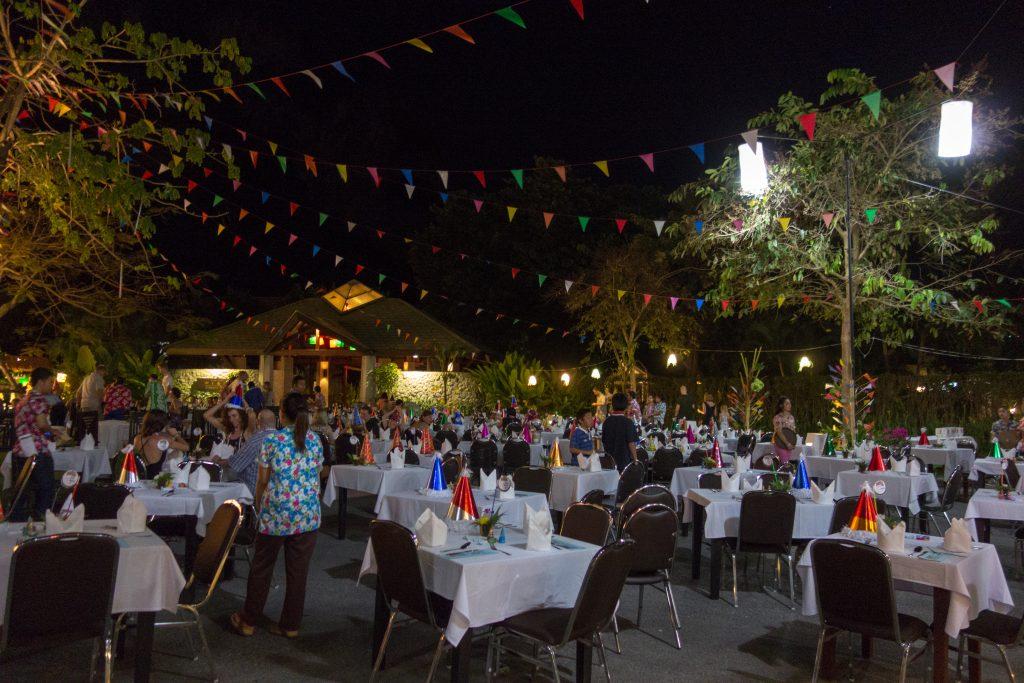 New Year Gala Dinner Krabi