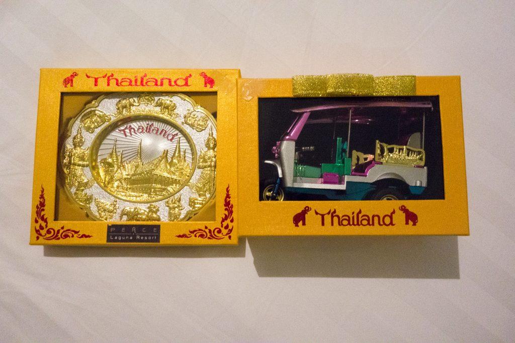 Thailand gift