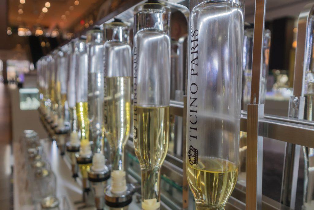 Perfume Bar Concept Ticino Paris