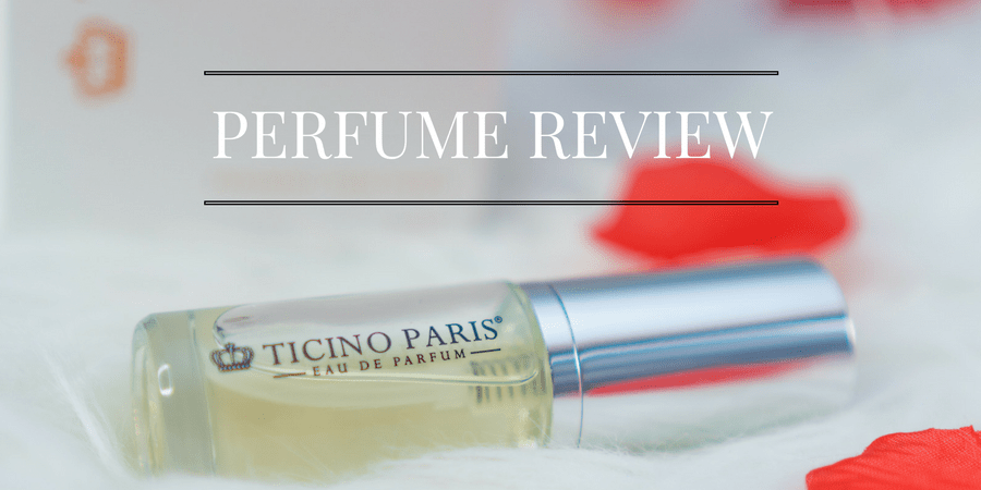 Ticino Paris Eau De Parfum Review