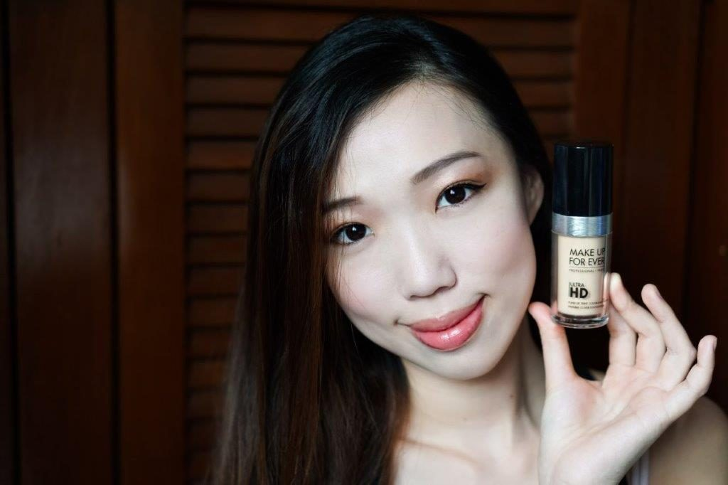 makeup forever foundation review make up for ever ultra hd invisible cover foundation