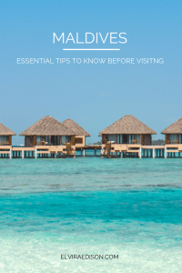 The Maldives travel tips travel guide how tp travel to the maldives on a budget