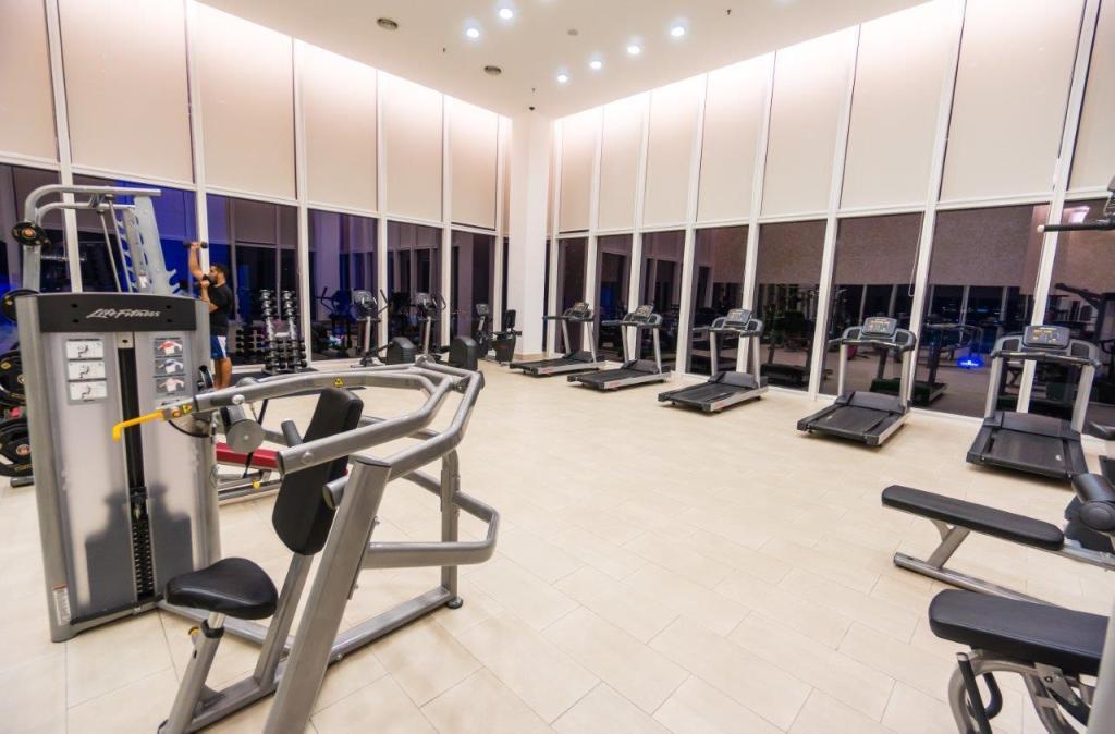 platinum kuala lumpur gym the face suites agoda