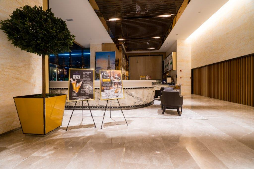 platinum hotel kl Café iL Viso