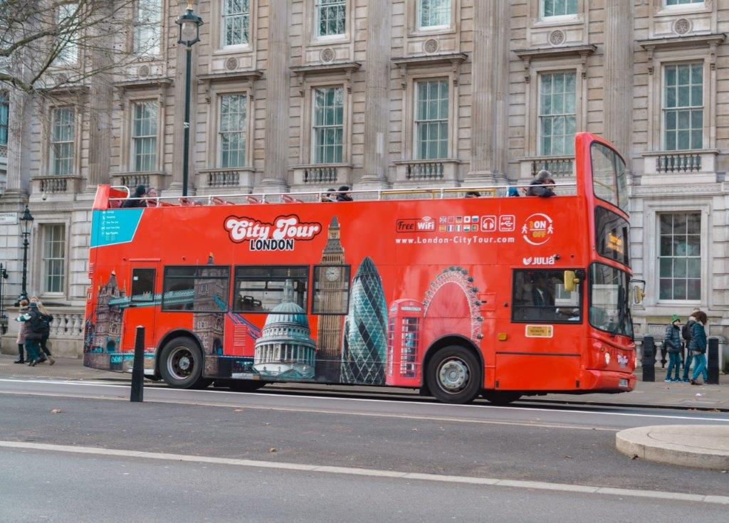 hop on hop off london stuff to do in central london
