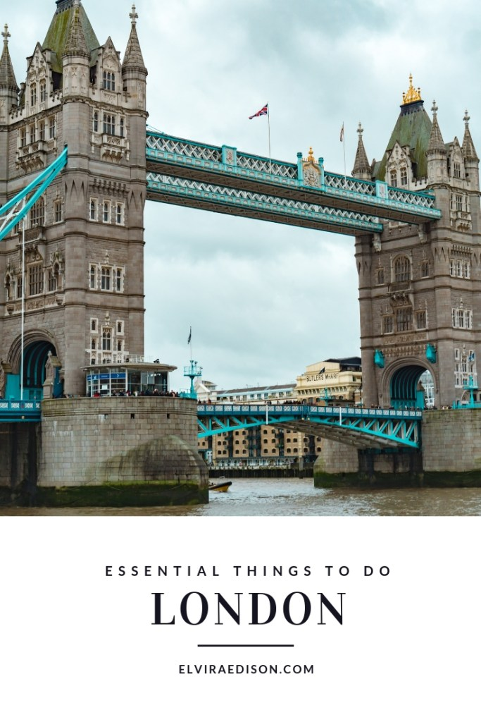places to go in london london to do list