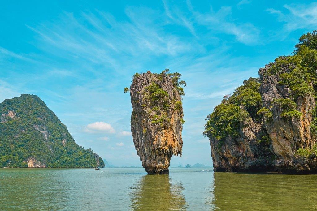 Ao Phang Nga National Park, khai nai island, must see in phi phi island