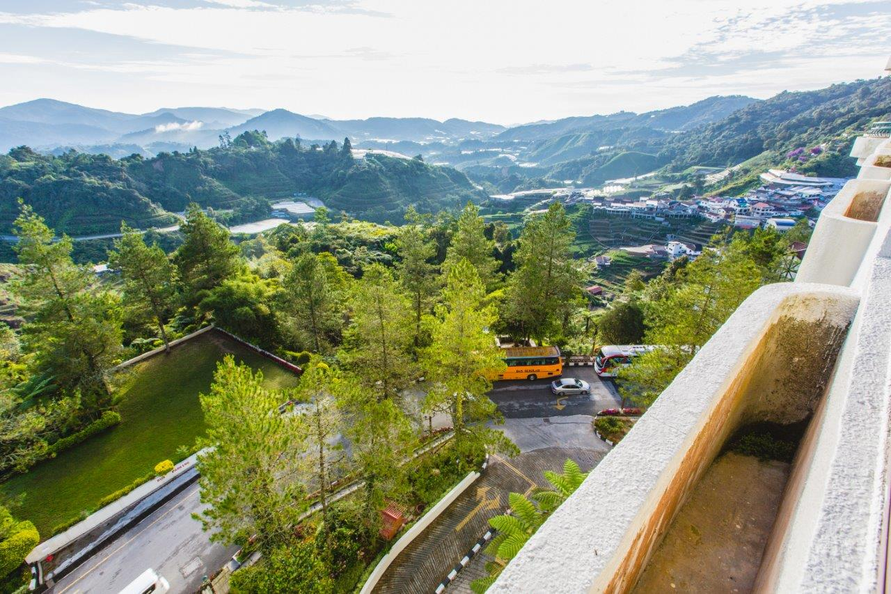 how to go to cameron highlands from kl