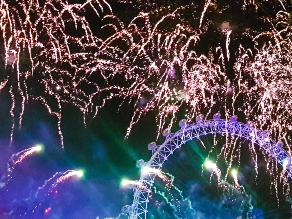 Places to Spend New Year's Eve in London