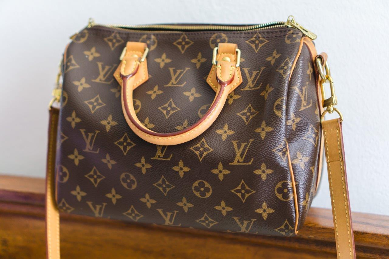 designer bags lv speedy 25 monogram
