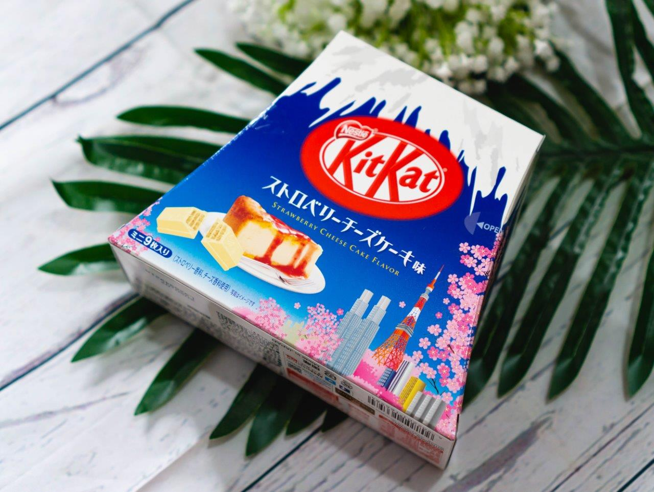 kitkat, japanese products, must buy japan snacks