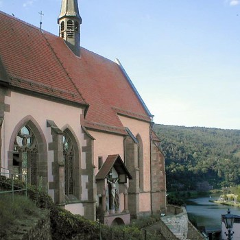 Klosterkirche Hirschhorn