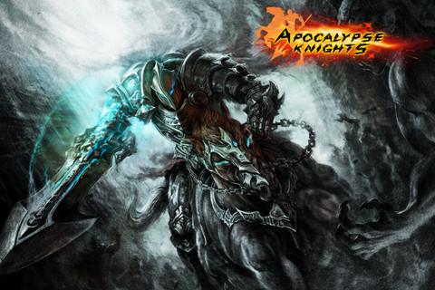 光之騎士 Apocalypse Knights 國產iOS動作遊戲