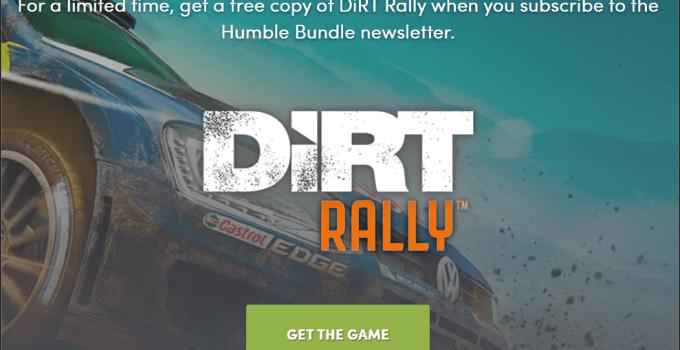 Dirt Rally 拉力賽賽車遊戲限時免費下載