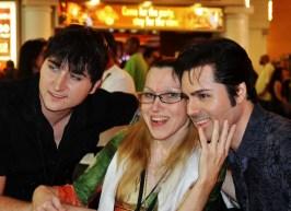 Tyler Hunter, Allison Scholz, Cole