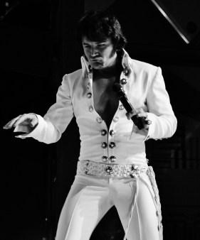 Ben Portsmouth Las Vegas Elvis Fest