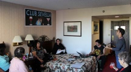 Club Sevalla - All Shook Up 2013
