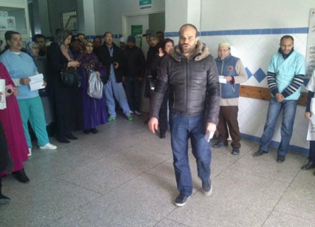 مستشفى طنجة