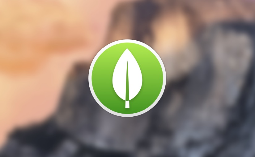 MongoDB.app: The easiest way to get started with MongoDB on the Mac