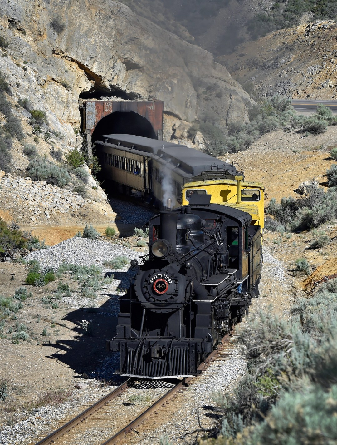 Nevada Northern Railway Welcome To Ely