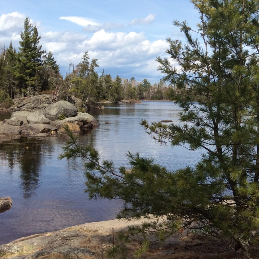 Ely Mn Map Boundary Waters
