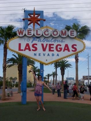 Moved to Las Vegas-- 2009