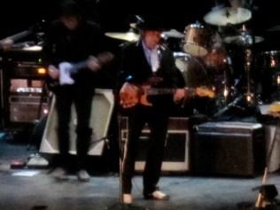 3rd Bob Dylan Concert, 2012 Las Vegas NV