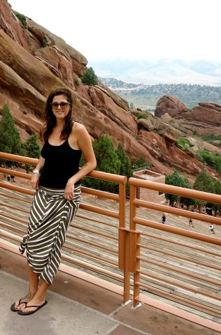 Red Rocks Amphitheater - Denver Colorado