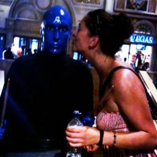 Blue Man Group-- Las Vegas 2012