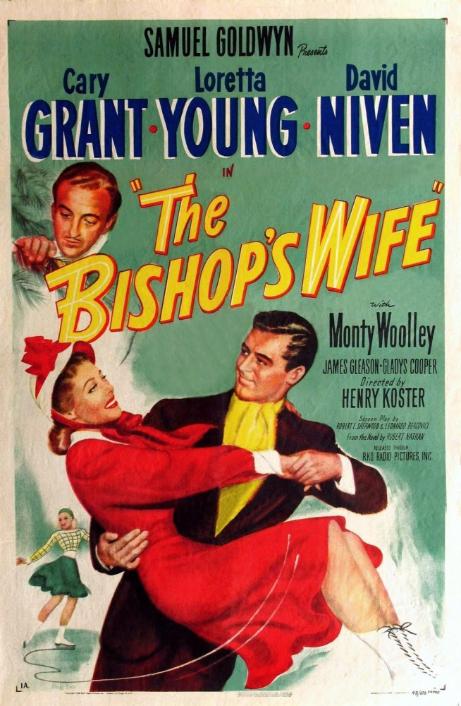 Most romantic film #56: The Bishop's Wife (1947) (1/6)