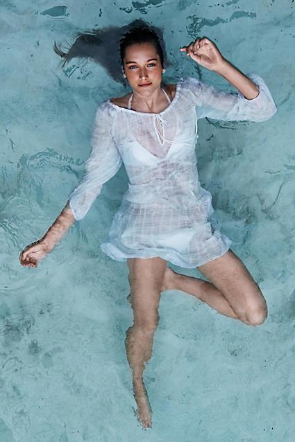 Cool Cover-Ups To Slip Into For Summer | elyshalenkin.com | MindBodySoul Stylist