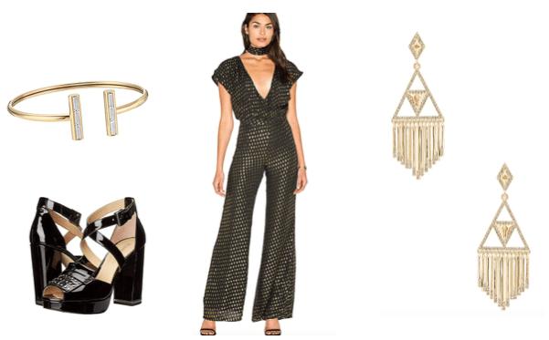 3 Outfit Ideas For Your Next Par-Tay! | elyshalenkin.com | Mind Body Soul Stylist