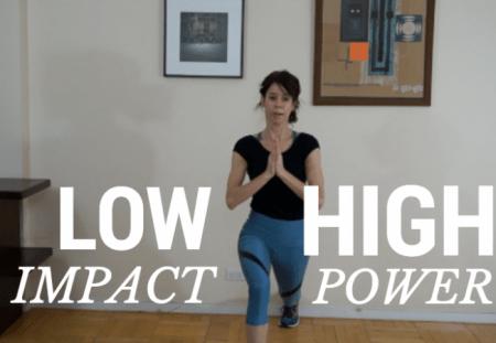 Online Fitness Review: Low Impact Workout That Builds Muscle | elyshalenkin.com | Elysha Living | elyshaliving.com