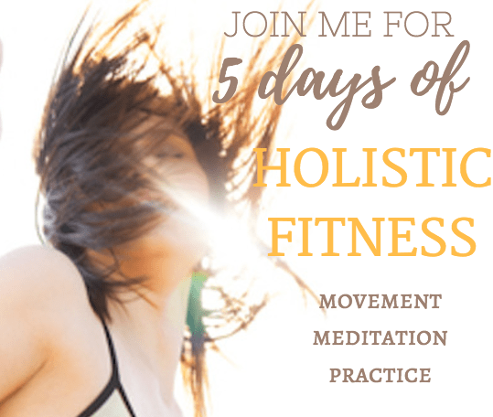 Are you ready to reset your thinking and change your ways to become your most awesome self, inside and out? If yes, join me in 5 days of holistic fitness. Click through for the details.